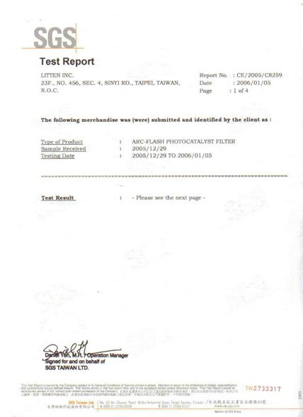 RoHS4Test Report