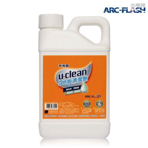 u-clean 神奇地板清潔劑 1000ml